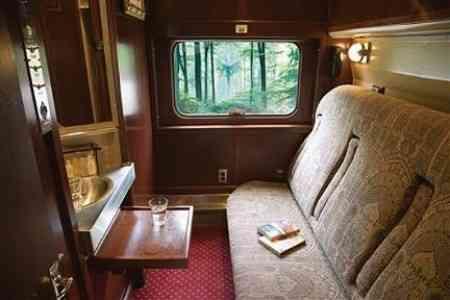 Viajar por Estados Unidos en un tren de lujo 3