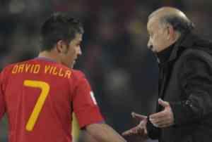 Del Bosque lo confirma: Villa es el mejor delantero 3