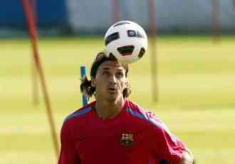 Adivina por qué Ibrahimovic se queda en el Barcelona 3