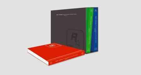Colección de libros para amantes de Rockstar 3