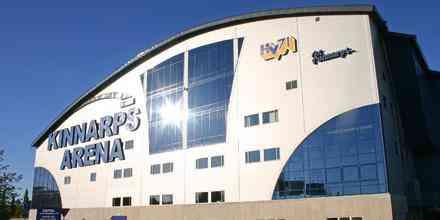 Kinnarps Arena pabellon suecia