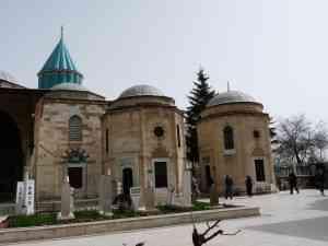 Konya, origen de los Derviches Giróvagos 39