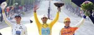 Alberto Contador consigue su tercer Tour de Francia 3