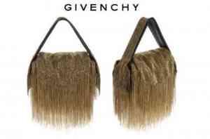 Bolso de flecos de metal, todo un lujo de Givenchy 3
