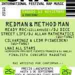 Redman & Method Man en Granada 3