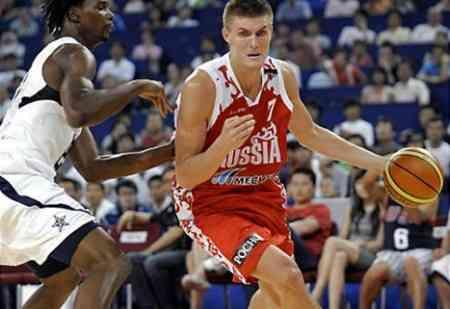 kirilenko no disputara el mundial de basket