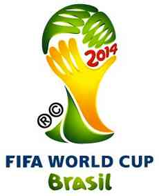 logo mundial futbol brasil 2014