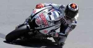Lorenzo es el más rápido en Laguna Seca 3