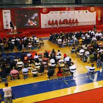 presentacion seleccion baloncesto mundial turquia