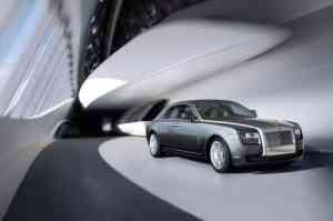 Máximos históricos en la producción de Rolls-Royce