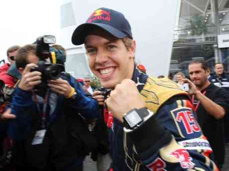 Red Bull Racing ya ha ofrecido nuevo contrato a Sebastian Vettel 3