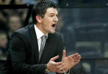 seleccionador croata de baloncesto Josip Vrankovic