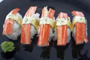 Sushi de puro lujo 3