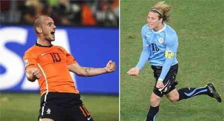 uruguya holanda semifinales