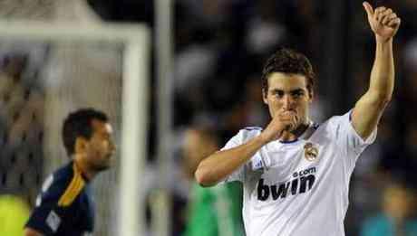 El Real Madrid aplasta a los Galaxy 3