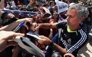 Mourinho pone los límites muy altos 3