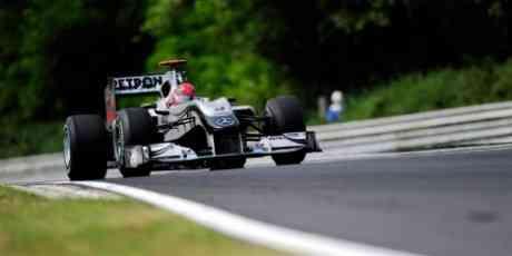 Cosas de la vida: Schumacher sería campeón con un Red Bull 3