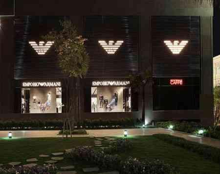 Impresionante boutique de Armani en Vietnam 9