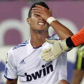 Cristiano Ronaldo estará tres semanas de baja 3