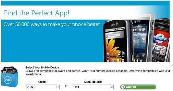 Dell inaugura su propia tienda de aplicaciones móviles 3