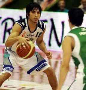 Luis Cequeira jugador baloncesto argentina