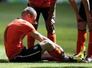 Robben se lesiona para dos meses 3