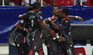 Frustración del Sevilla ante el Sporting de Braga