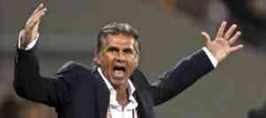 Carlos Queiroz sancionado por su comportamiento 3