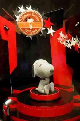 Snoopy cumple 60 años a lo grande 3