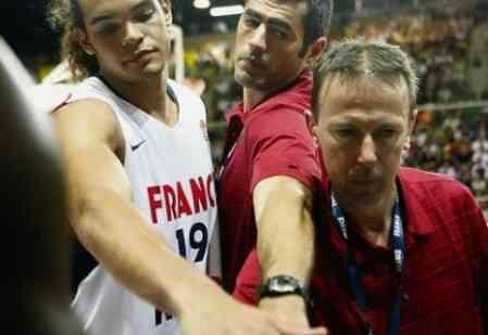 collet descarta a noah en la selección francesa de baloncesto