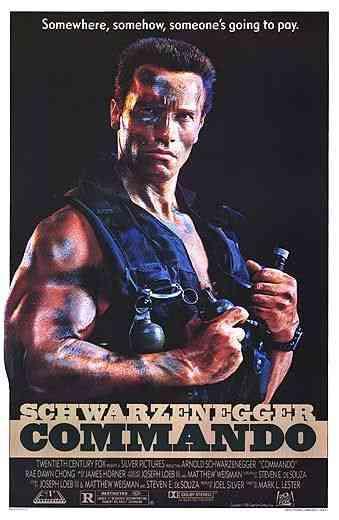 Arnold Schwarzenegger - Página 4 Commando