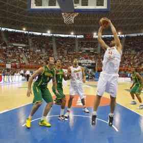 España gana a Brasil con buen juego 3