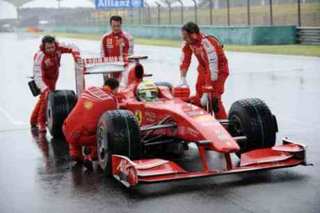 Felipe Massa, optimista con Ferrari 3
