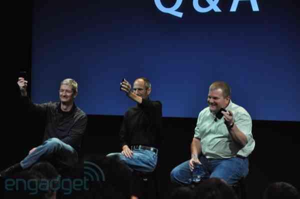 Rumor: Apple podría lanzar a fines de septiembre una nueva revisión del iPhone 4 3