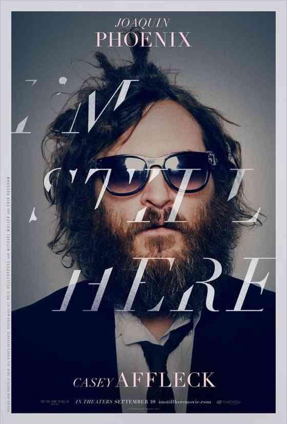 'I'm still here', más Joaquin Phoenix 3