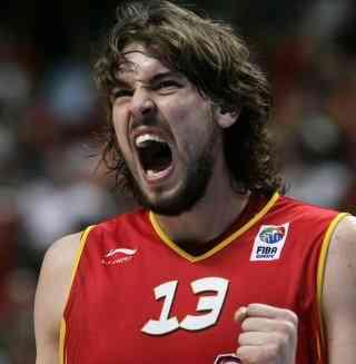marc gasol seleccion española baloncesto