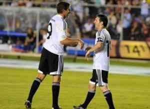 Palermo carga contra la inexperiencia de Messi 3