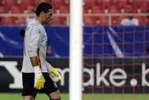 El Braga sorprende al Sevilla y se mete en la Champions 3