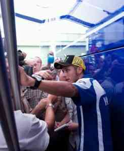 Rossi anuncia su marcha a Ducati 3
