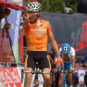Samuel Sánchez gana la vuelta a Burgos 3