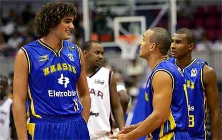 seleccion brasil baloncesto