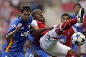 Un mal Sevilla, pierde contra el Braga 3
