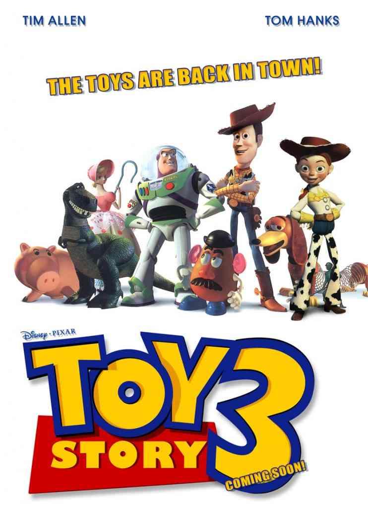 'Toy Story 3', jugar a hacer cine 7