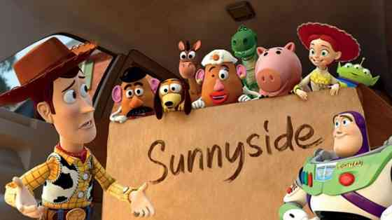 'Toy Story 3', jugar a hacer cine 8