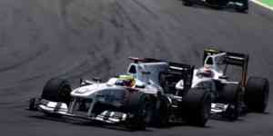 Pedro Martínez de la Rosa espera la respuesta de Sauber 3