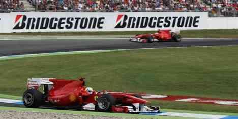 Ferrari sale libre del WMSC 3