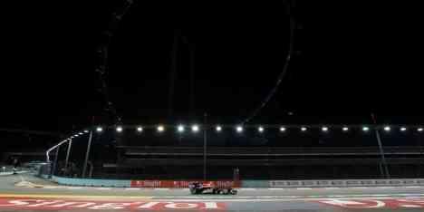 Vuelven los Red Bull en Singapur 3