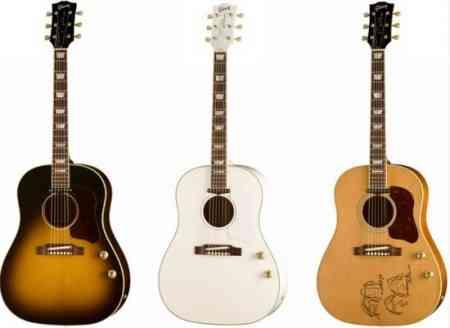 Imagine all the guitars... 5