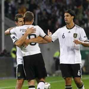 Alemania barre a azerbaiyan