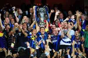 Inter de Milán campeón Champions League